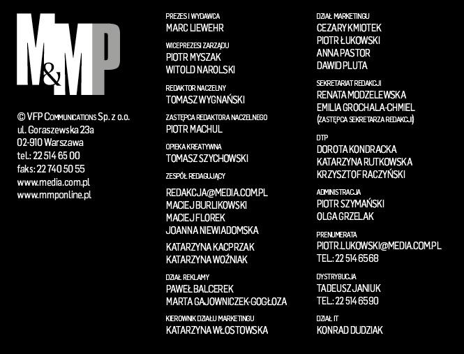 Stopka magazynu MMP